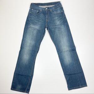 Levis 559 Jeans 30x32 Relaxed Straight Leg Denim